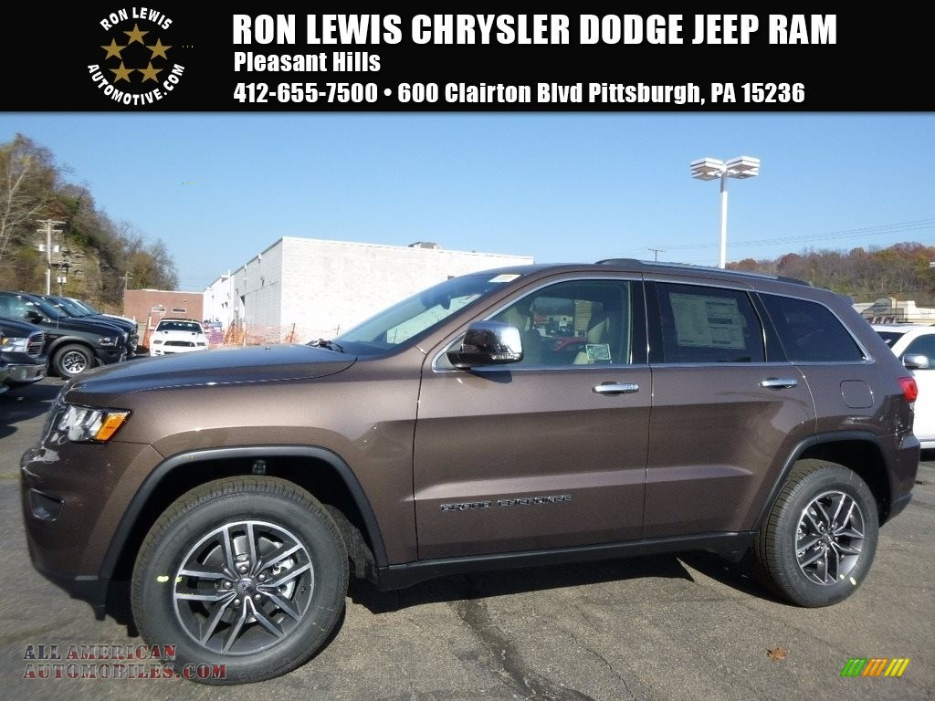 Pine Belt Ford >> 2017 Jeep Grand Cherokee Limited 4x4 in Walnut Brown