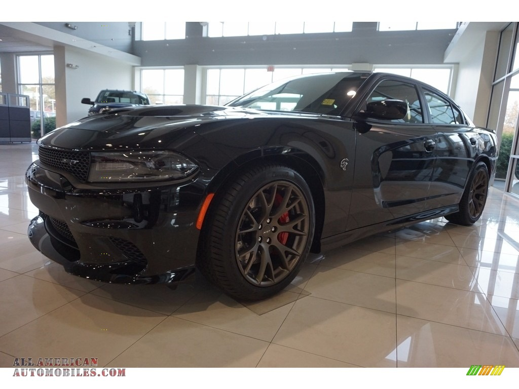 2017 dodge charger srt hellcat in pitch black 517274. Black Bedroom Furniture Sets. Home Design Ideas