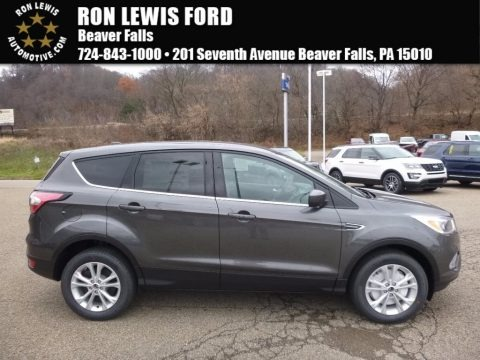 Magnetic 2017 Ford Escape SE 4WD