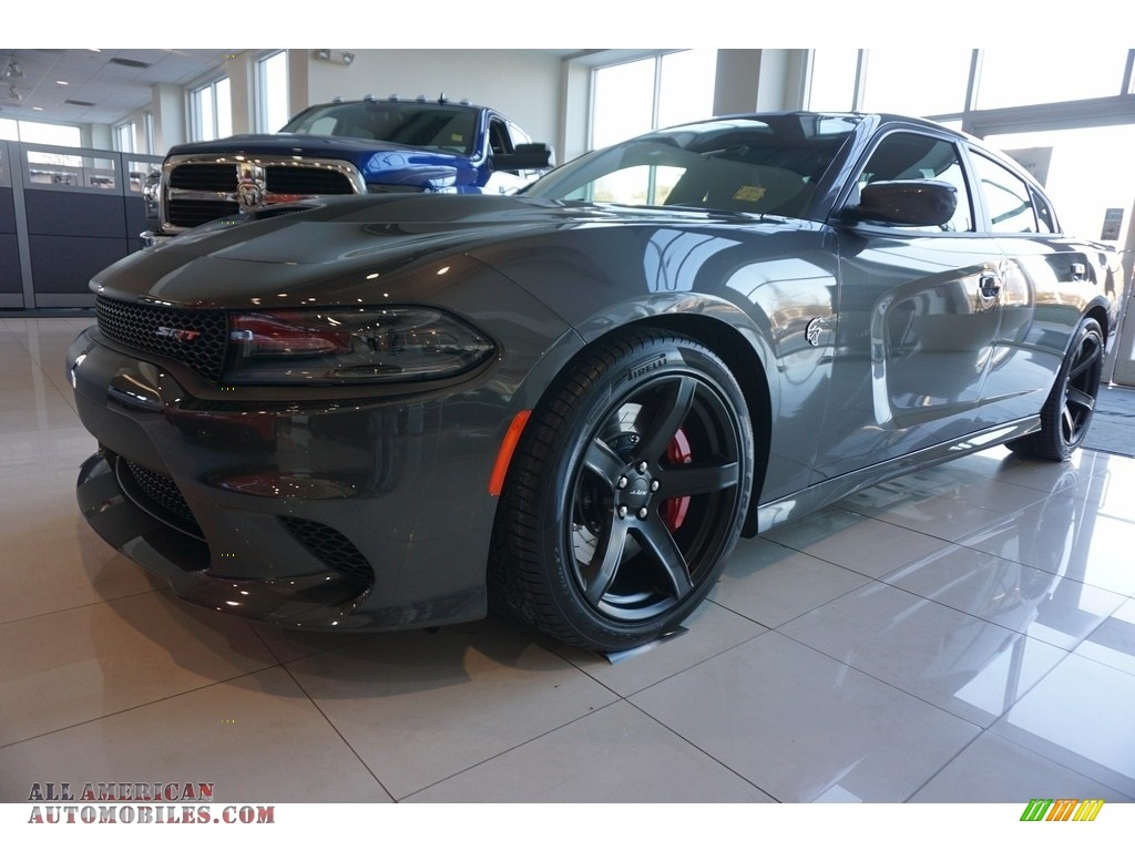 Ron Lewis Cranberry >> 2017 Dodge Charger SRT Hellcat in Granite Pearl - 522836 | All American Automobiles - Buy ...