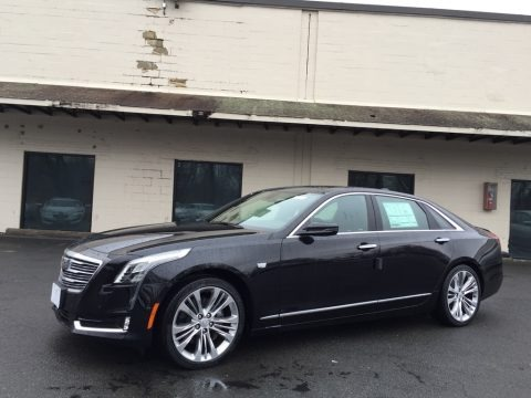 Black Raven 2017 Cadillac CT6 3.0 Turbo Platinum AWD Sedan