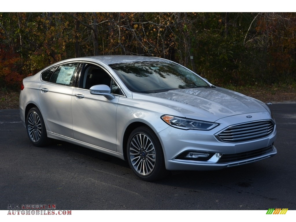 2017 ford fusion titanium in ingot silver 244018 all american automobiles buy american. Black Bedroom Furniture Sets. Home Design Ideas