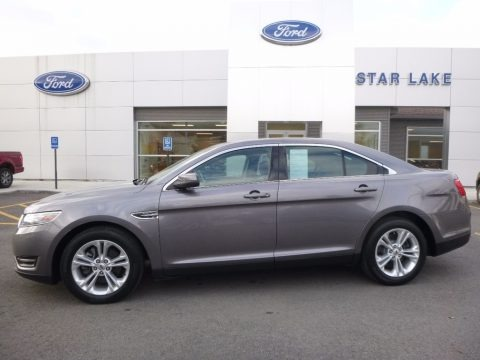 Sterling Gray 2014 Ford Taurus SEL