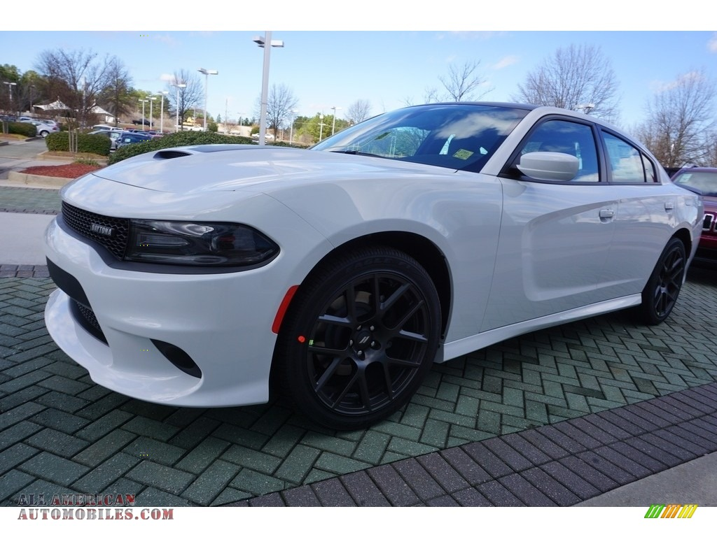 2017 Dodge Charger Daytona in White Knuckle - 520373 | All ...