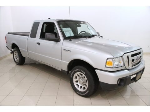 Silver Metallic 2011 Ford Ranger XLT SuperCab