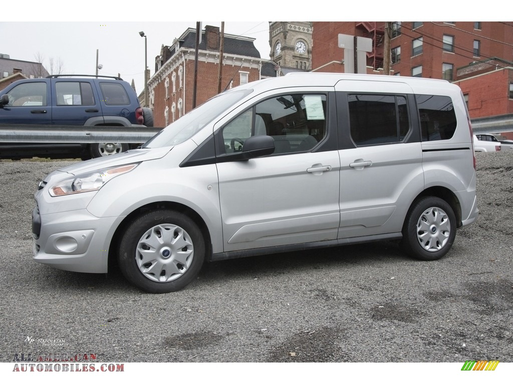 2017 ford transit connect xlt wagon in silver 312245 all american automobiles buy american. Black Bedroom Furniture Sets. Home Design Ideas
