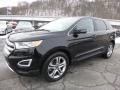 Ford Edge Titanium Shadow Black photo #6