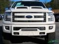 Ford F150 Tuscany FTX Edition Lariat SuperCrew 4x4 White Platinum photo #8