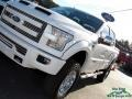 Ford F150 Tuscany FTX Edition Lariat SuperCrew 4x4 White Platinum photo #36