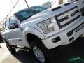 Ford F150 Tuscany FTX Edition Lariat SuperCrew 4x4 White Platinum photo #37