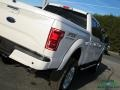 Ford F150 Tuscany FTX Edition Lariat SuperCrew 4x4 White Platinum photo #38