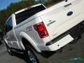 Ford F150 Tuscany FTX Edition Lariat SuperCrew 4x4 White Platinum photo #39