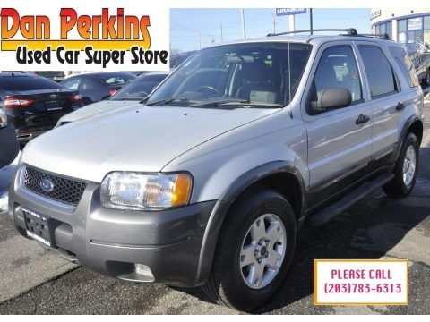 Sterling Grey Metallic 2010 Ford Escape Limited V6 4WD