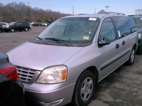 Silver Birch Metallic 2005 Ford Freestar SE
