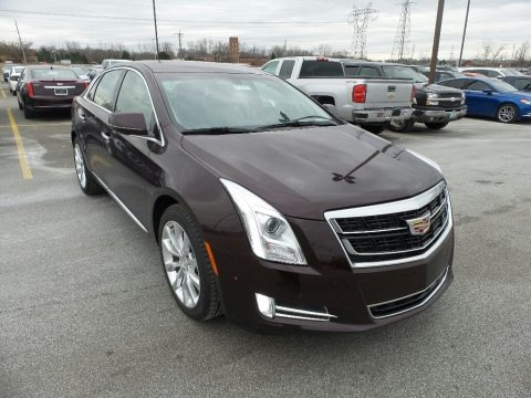 Deep Amethyst Metallic 2017 Cadillac XTS Luxury