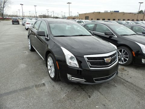 Black Raven 2017 Cadillac XTS Luxury AWD