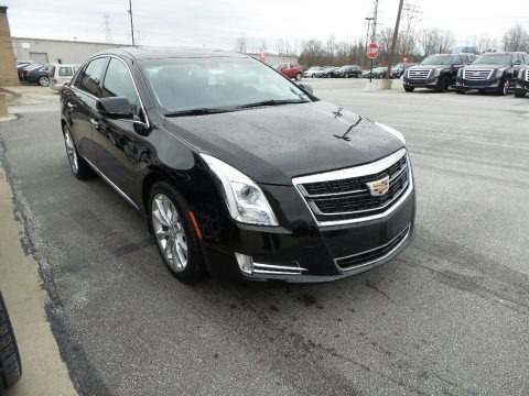 Black Raven 2017 Cadillac XTS Luxury