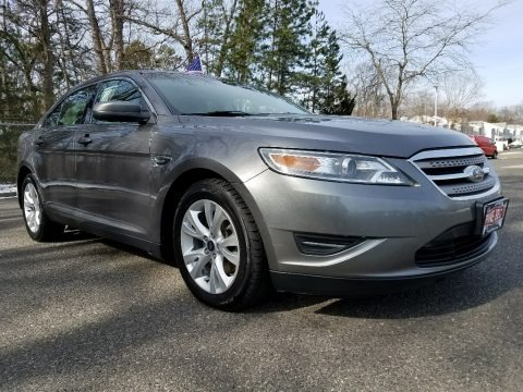 Sterling Grey 2011 Ford Taurus SEL