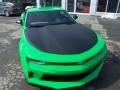 Chevrolet Camaro LT Coupe Krypton Green photo #2