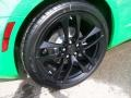 Chevrolet Camaro LT Coupe Krypton Green photo #9