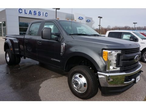 Magnetic 2017 Ford F350 Super Duty XL Crew Cab 4x4