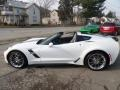 Chevrolet Corvette Grand Sport Coupe Arctic White photo #12
