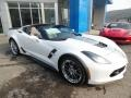 Chevrolet Corvette Grand Sport Coupe Arctic White photo #14