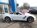 Chevrolet Corvette Grand Sport Coupe Arctic White photo #15