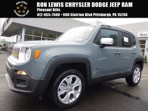 Anvil 2017 Jeep Renegade Limited 4x4