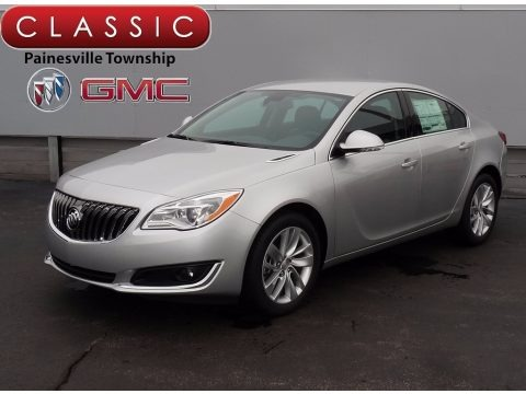 Quicksilver Metallic 2017 Buick Regal AWD