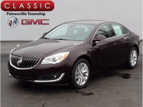 Black Cherry Metallic 2017 Buick Regal Premium AWD