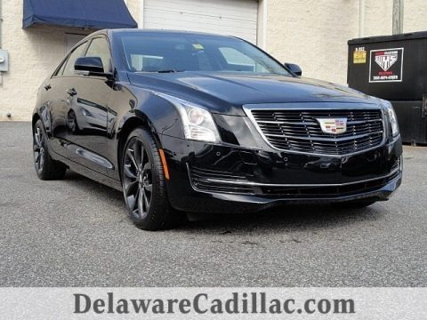 Black Raven 2017 Cadillac ATS Luxury