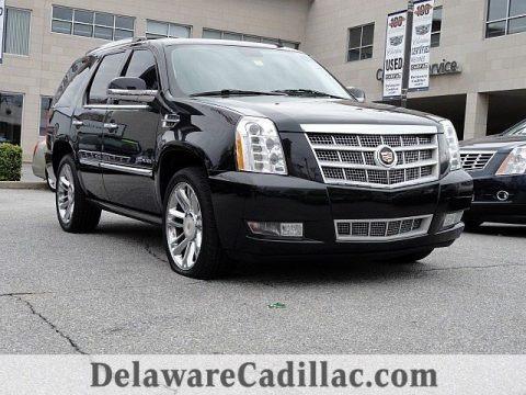 Black Raven 2012 Cadillac Escalade Platinum AWD