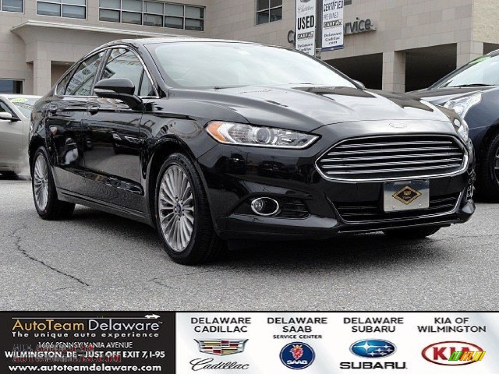 2015 ford fusion titanium awd in tuxedo black metallic 248097 all american automobiles buy. Black Bedroom Furniture Sets. Home Design Ideas