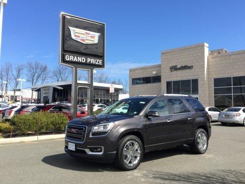Iridium Metallic 2017 GMC Acadia Limited AWD