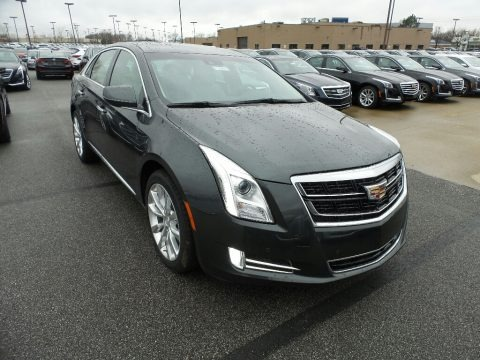 Phantom Gray Metallic 2017 Cadillac XTS Luxury AWD