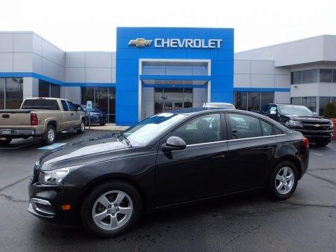 Black Granite Metallic 2016 Chevrolet Cruze Limited LT