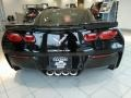 Chevrolet Corvette Grand Sport Coupe Black photo #3