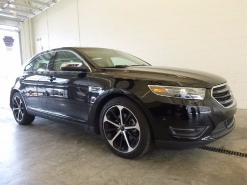Shadow Black 2016 Ford Taurus Limited AWD