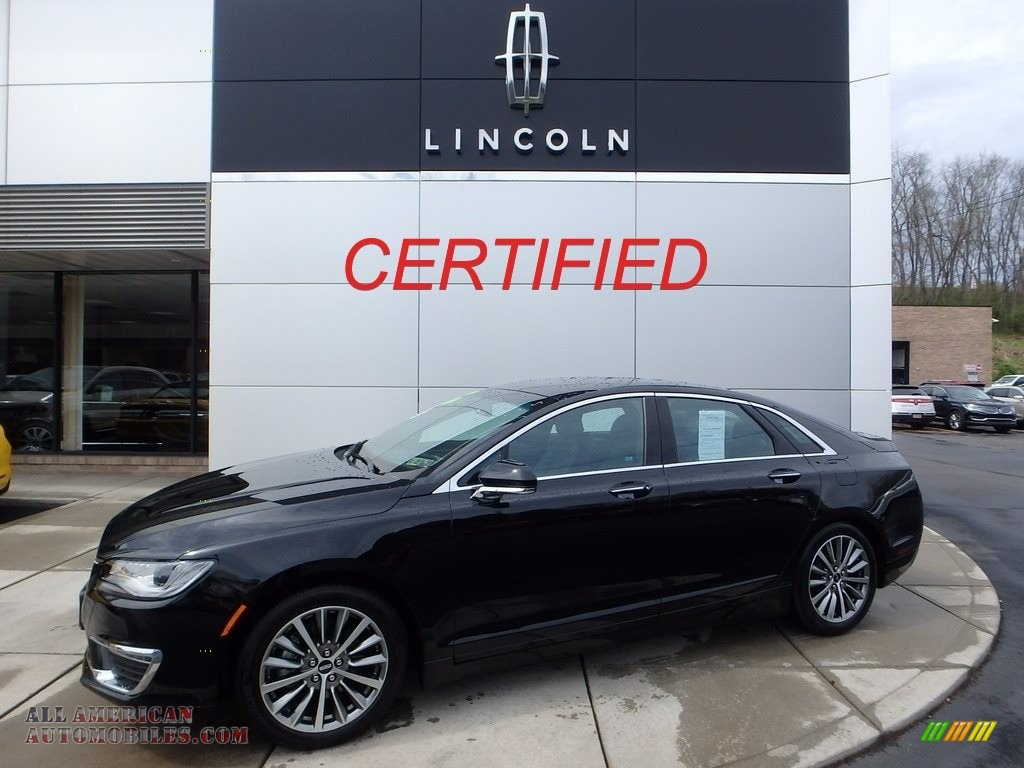 Black Velvet / Ebony Lincoln MKZ Premier AWD