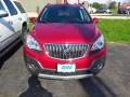Buick Encore Convenience AWD Ruby Red Metallic photo #2