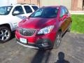 Buick Encore Convenience AWD Ruby Red Metallic photo #3