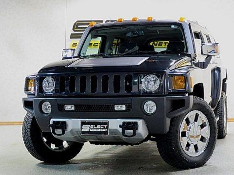 Black 2009 Hummer H3