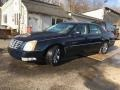 Cadillac DTS Luxury Blue Chip Metallic photo #2