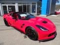 Chevrolet Corvette Grand Sport Coupe Torch Red photo #1