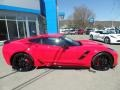 Chevrolet Corvette Grand Sport Coupe Torch Red photo #6