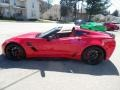 Chevrolet Corvette Grand Sport Coupe Torch Red photo #14