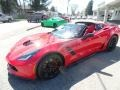 Chevrolet Corvette Grand Sport Coupe Torch Red photo #15