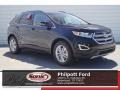 Ford Edge SEL AWD Shadow Black photo #1
