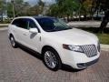 Lincoln MKT FWD White Platinum Metallic Tri-Coat photo #15